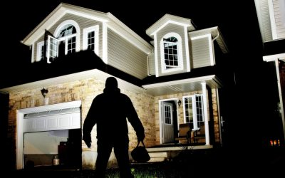 Research: Home security tips